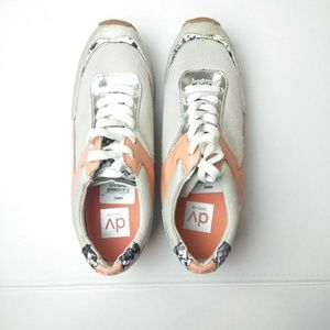 Dolce Vita Lace-Up Sneakers